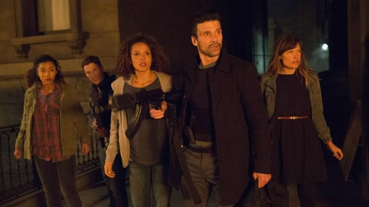Сценарий для новой части «Судной ночи» уже закончен, а актёр Фрэнк Грилло вернётся к своей роли