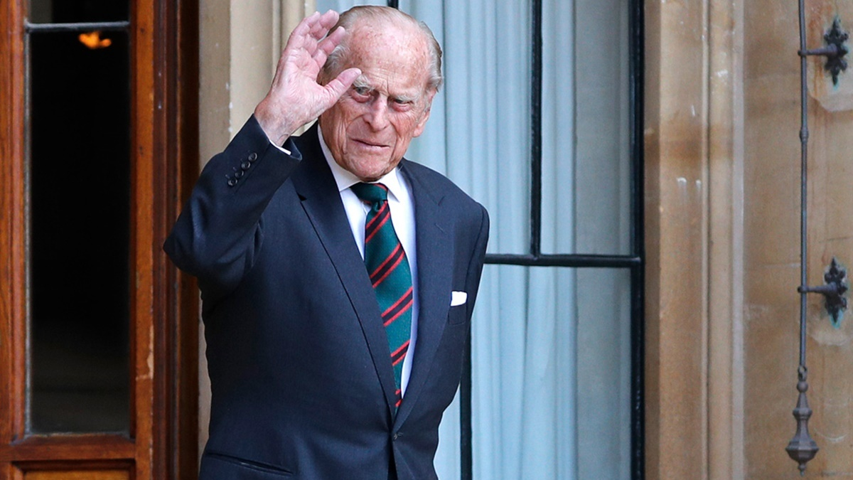 Завещание принца Филиппа, мужа Елизаветы II, засекретили на 90 лет