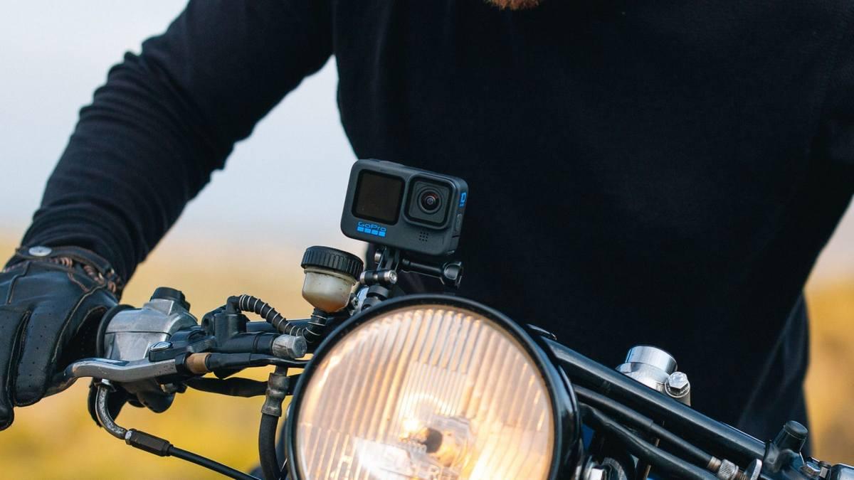 GoPro представила новую камеру Hero 10 Black