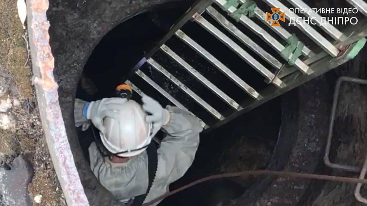 В Кривом Роге на коммунальном предприятии погибли трое работников водоканала