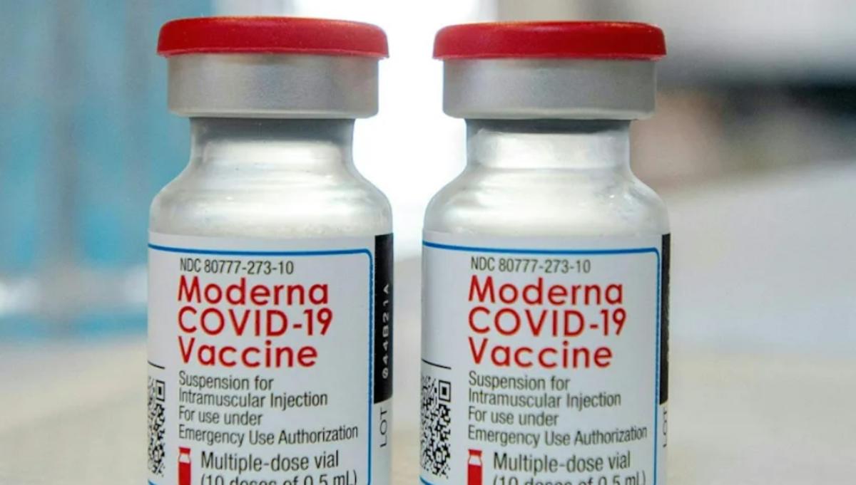 У Німеччині 840 осіб вакцинували простроченою за стандартами ЄС вакциною Moderna