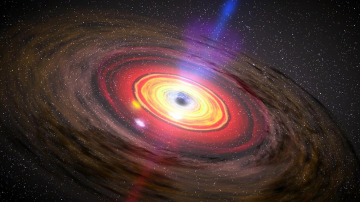 Ученые озвучили данные о вселенной: теперь ее можно услышать
