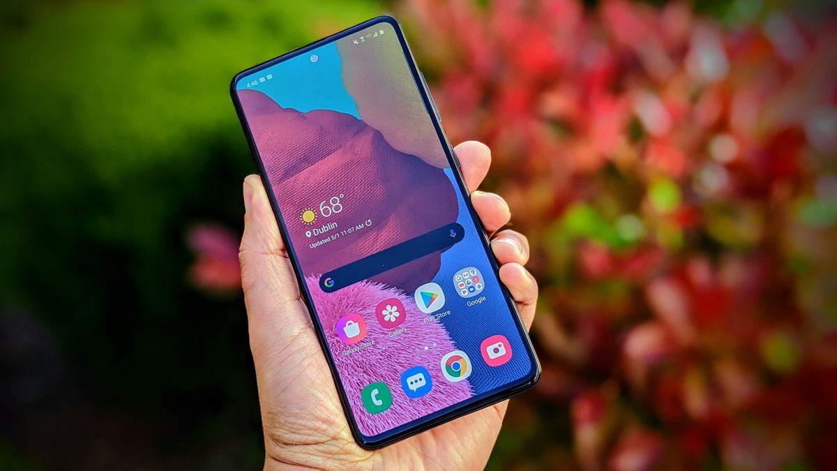 Смартфоны Samsung начали самостоятельно перезагружаться