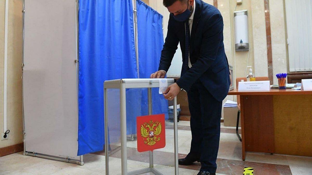 СБУ открыла уголовное дело из-за выборов в Госдуму РФ в оккупированном Крыму