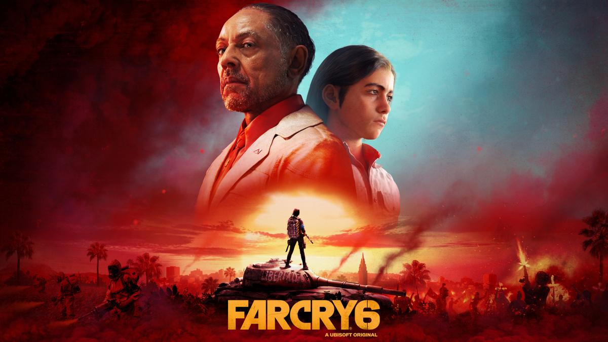 Джанкарло Эспозито в новых роликах по Far Cry 6 показал оружие из игры, ответил на вопросы фанатов и дал вредные советы геймерам
