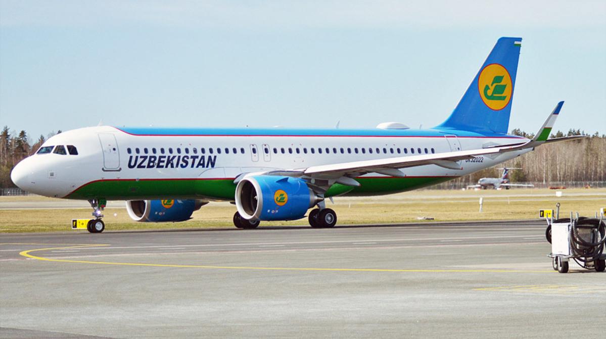 Лоукостер Uzbekistan Airways после шестилетнего перерыва снова полетит из Киева в Ташкент