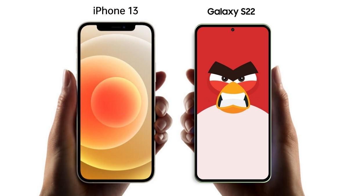 Инсайдер: Samsung Galaxy S22 будет меньше iPhone 13