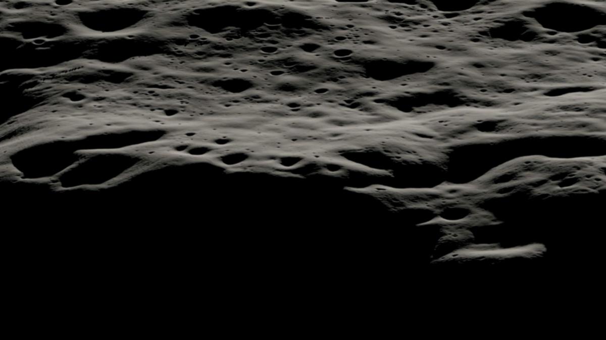 Луноход NASA VIPER будет искать воду в кратере Нобиле на Южном полюсе Луны