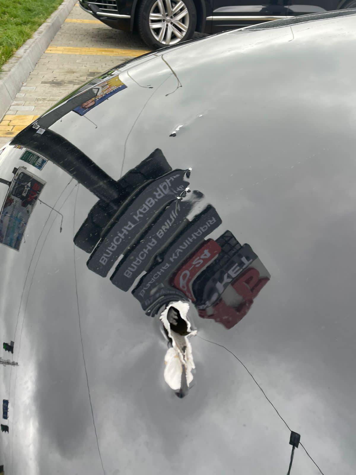 Выпустили 10 пуль, ранен водитель: подробности обстрела автомобиля Сергея Шефира 6