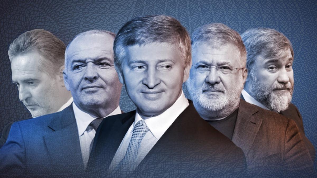 Порошенко, Коломойский, Ахметов и другие: кто в Украине может попасть под «закон об олигархах»