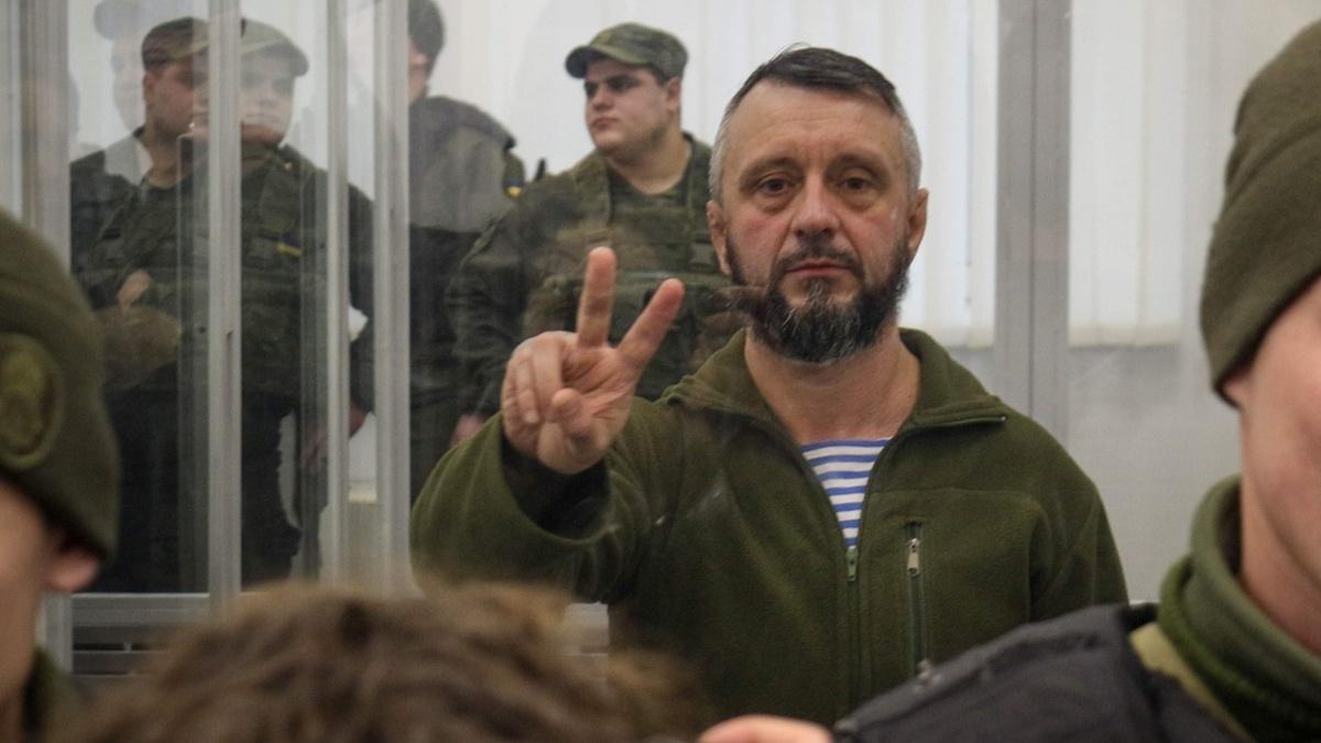 Дело Шеремета: Антоненко отпустили под ночной домашний арест