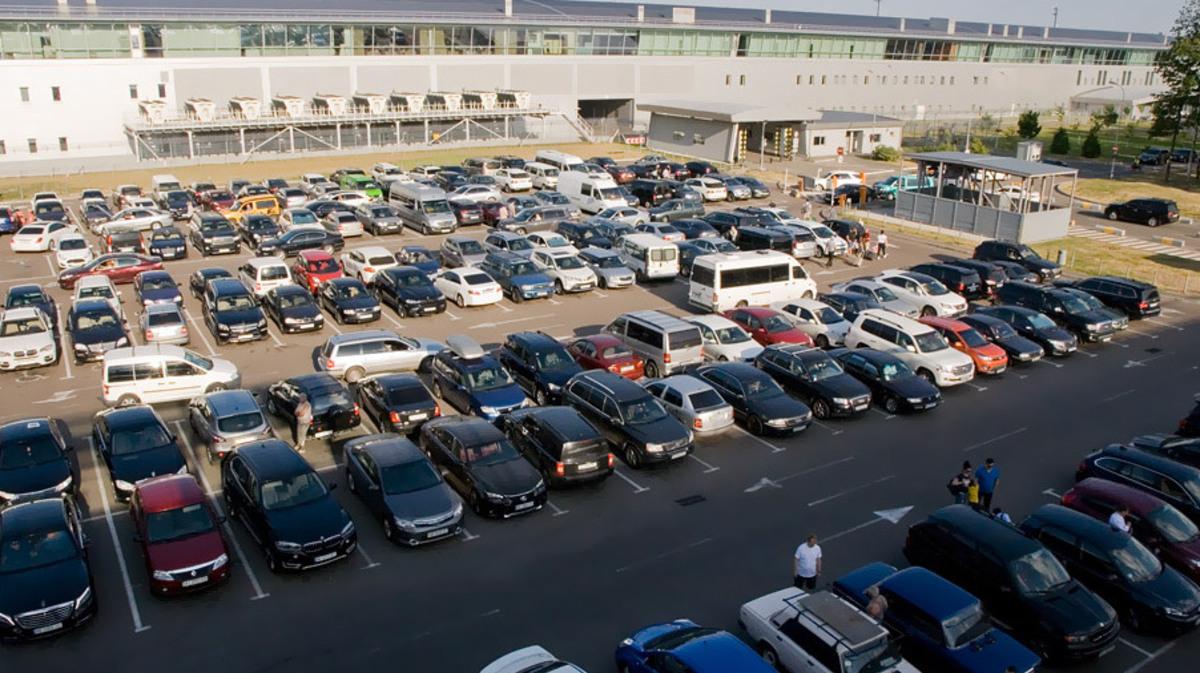 Аэропорт Борисполь закрыл две стоянки рядом с терминалом D: причина