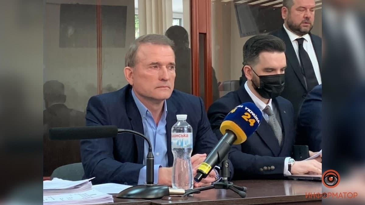Поставлял уголь с оккупированных территорий: Медведчуку предъявили новое подозрение в госизмене