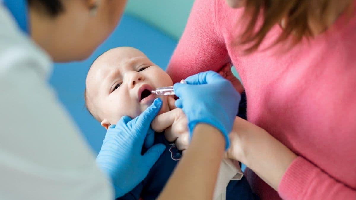 В Ровенской области от полиомиелита будут повторно вакцинировать детей