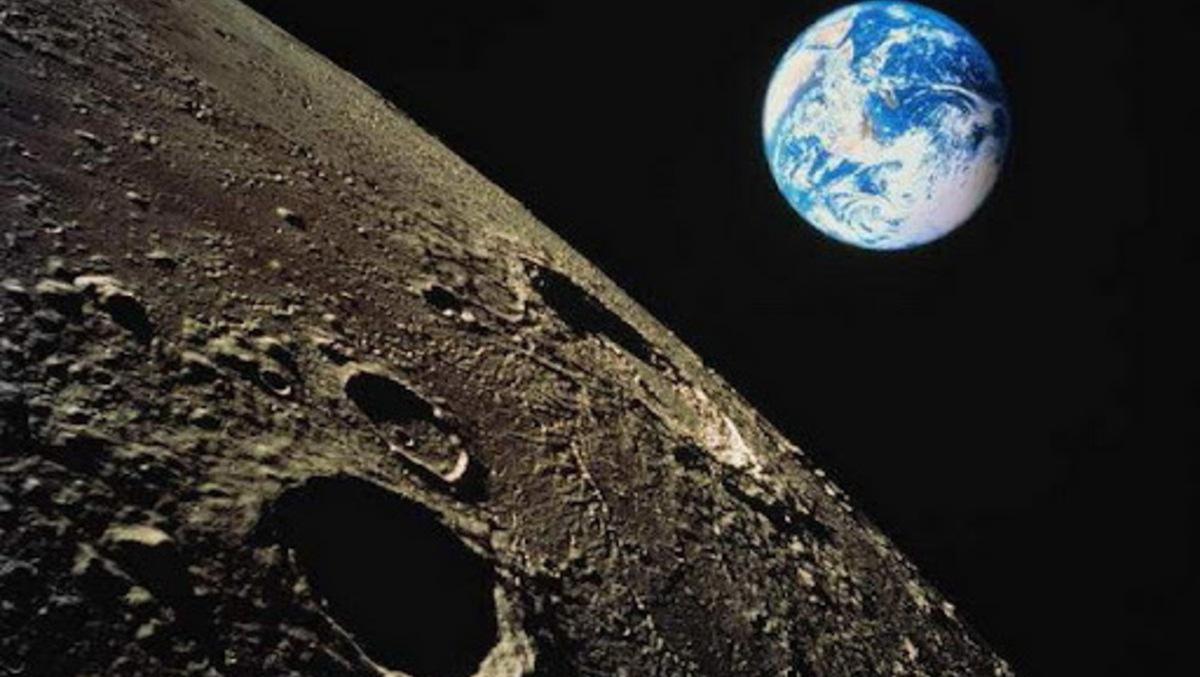 На Луне нашли свежие потоки лавы