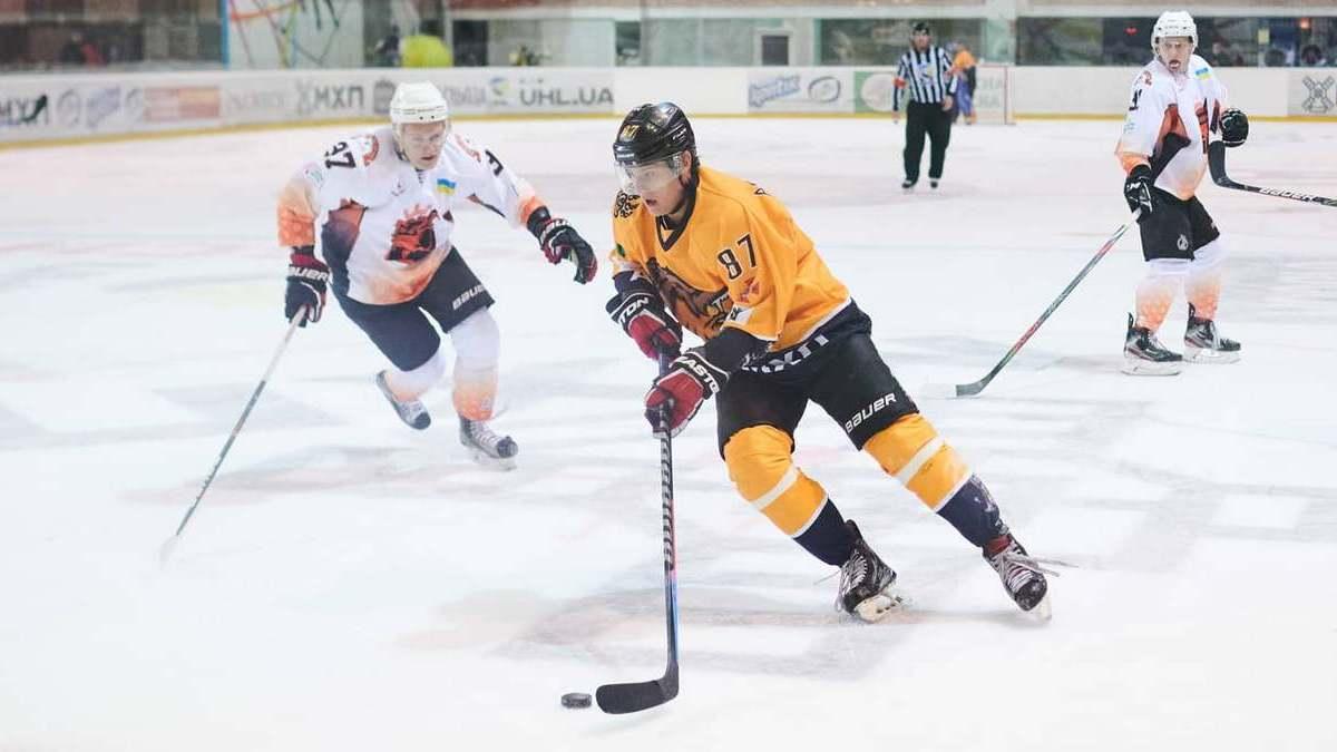 «Кременчук» и «Краматорск» одержали победы в восьмом туре Украинской хоккейной лиги