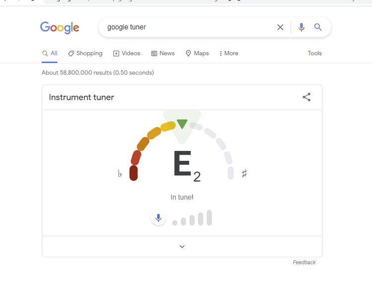 Google тюнер