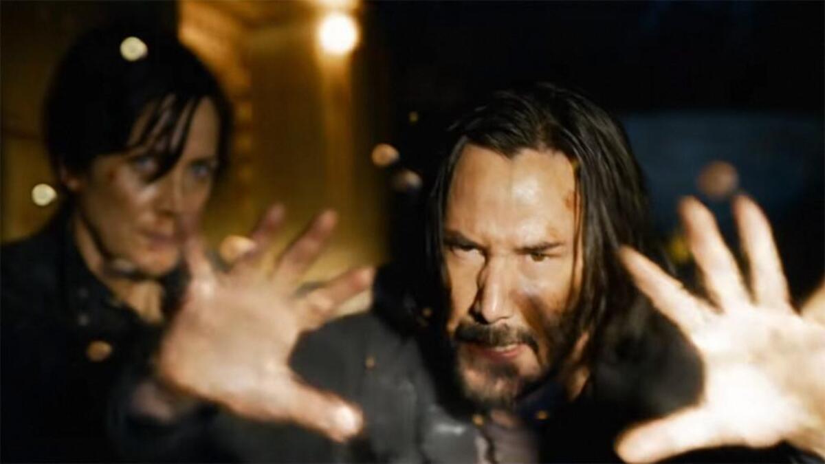 Актёры, снявшиеся в новой части «Матрицы», рассказали о своём отношении ко всей франшизе