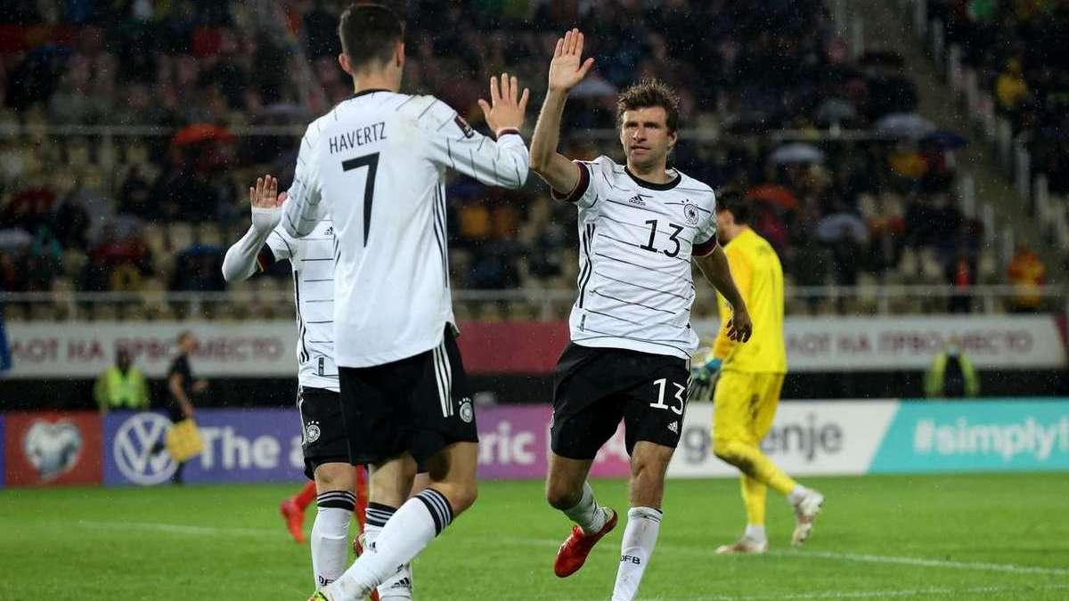 Ничья Хорватии, реванш Германии и разгром от Нидерландов: результаты матчей отбора к чемпионату мира 2022