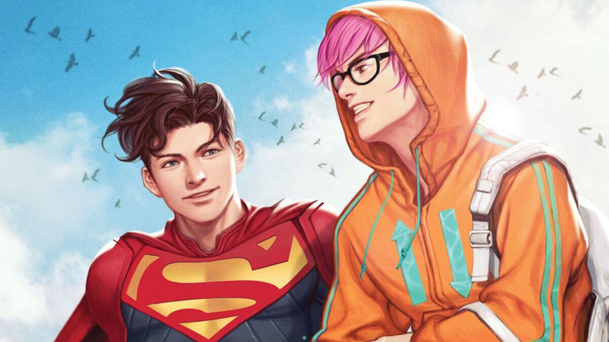 В комиксах DC сын Супермена Джон Кент оказался бисексуалом