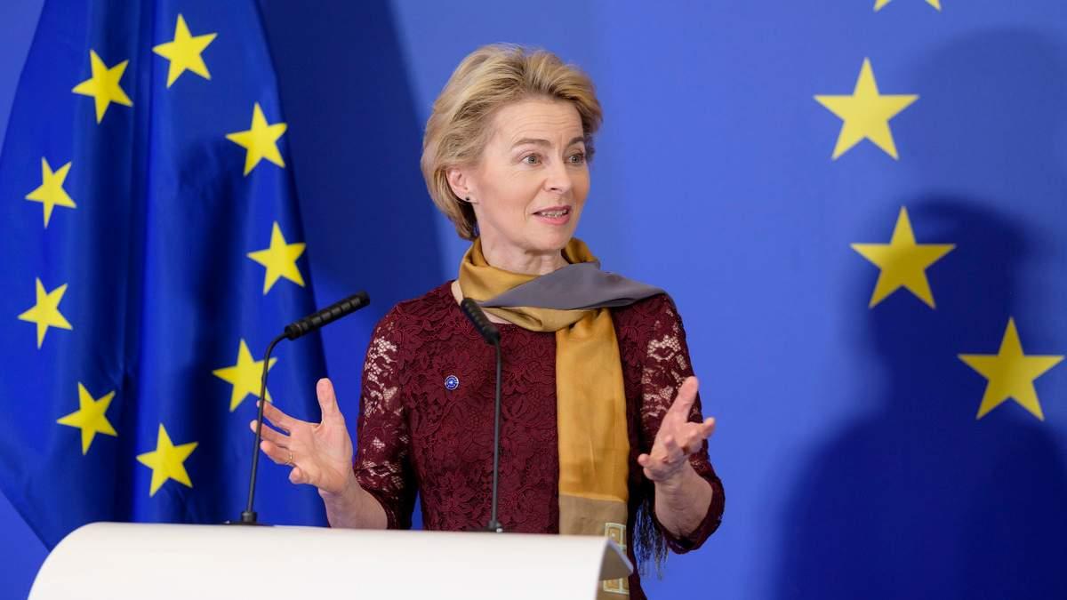Мы призываем Россию взять на себя ответственность как сторона конфликта на Донбассе — глава Еврокомиссии
