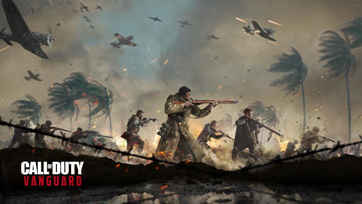 Разработчики показали сюжетный трейлер Call of Duty: Vanguard