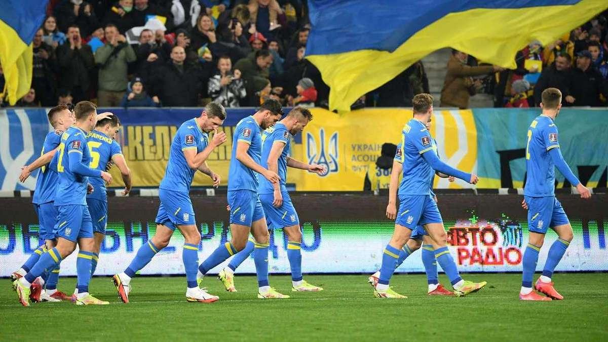 Украина упустила победу над сборной Боснии и Герцеговины в отборочном матче к чемпионату мира