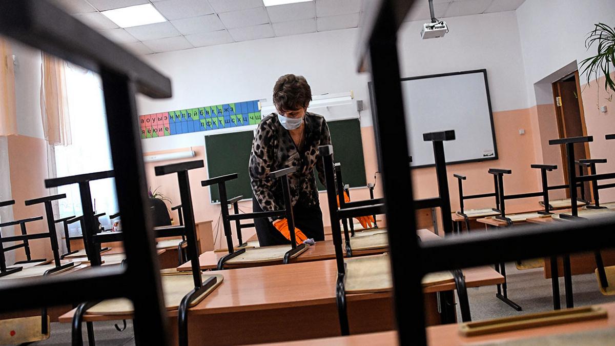 В Украине из-за коронавируса хотят перенести осенние каникулы