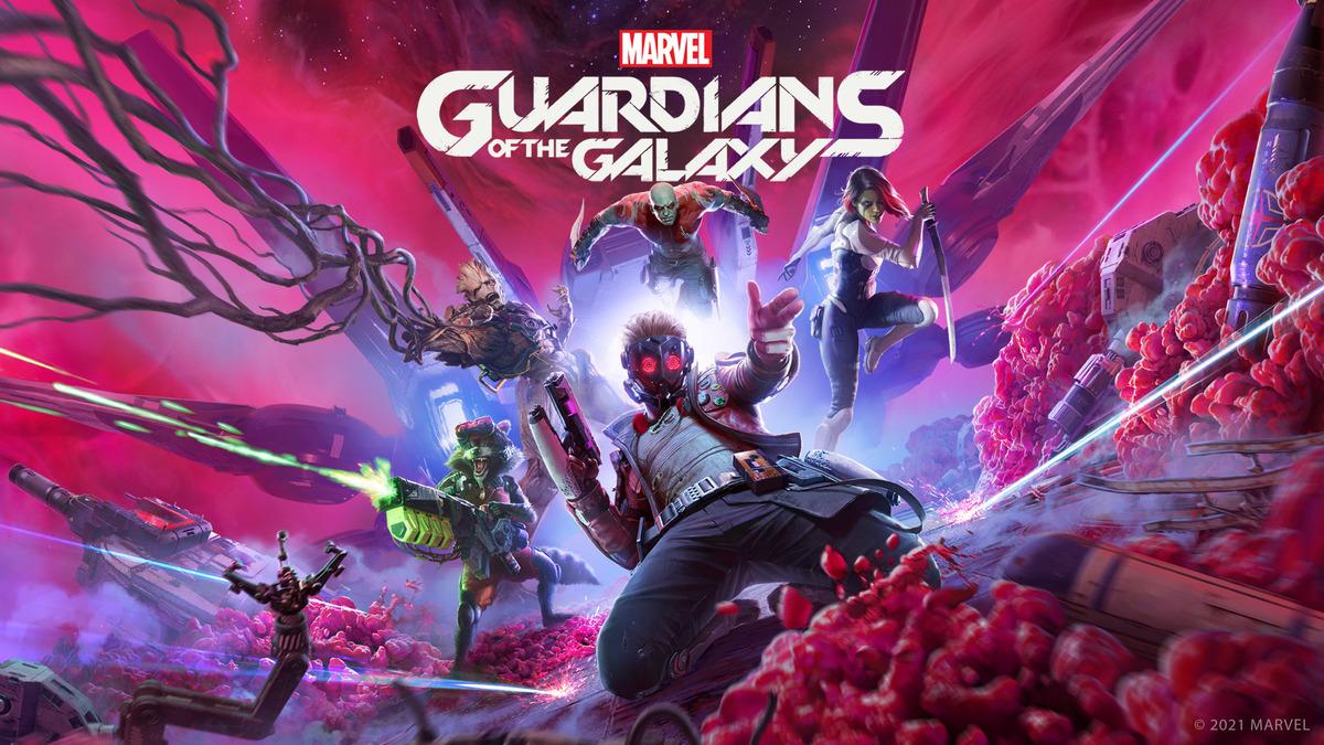 Вышел релизный трейлер новой игры Marvel's Guardians of the Galaxy