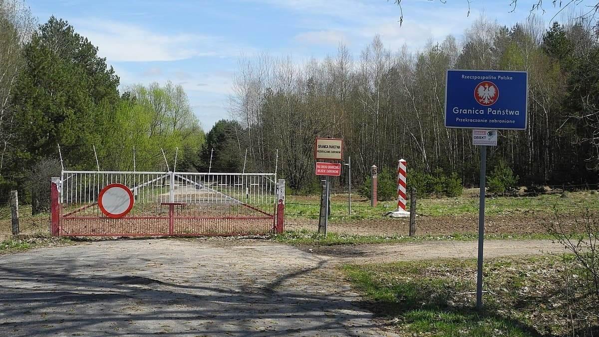 В Польше задержали двух украинцев за помощь нелегалам