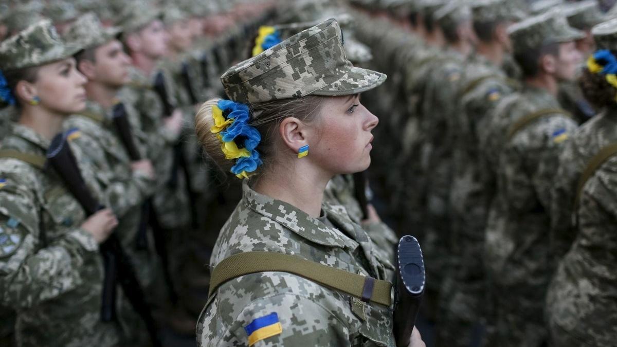 Украина сегодня отмечает День защитников и защитниц