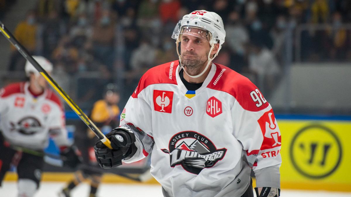 Хоккейная Лига чемпионов: «Донбасс» в последнем матче группового этапа обыграл «Клагенсфурт»