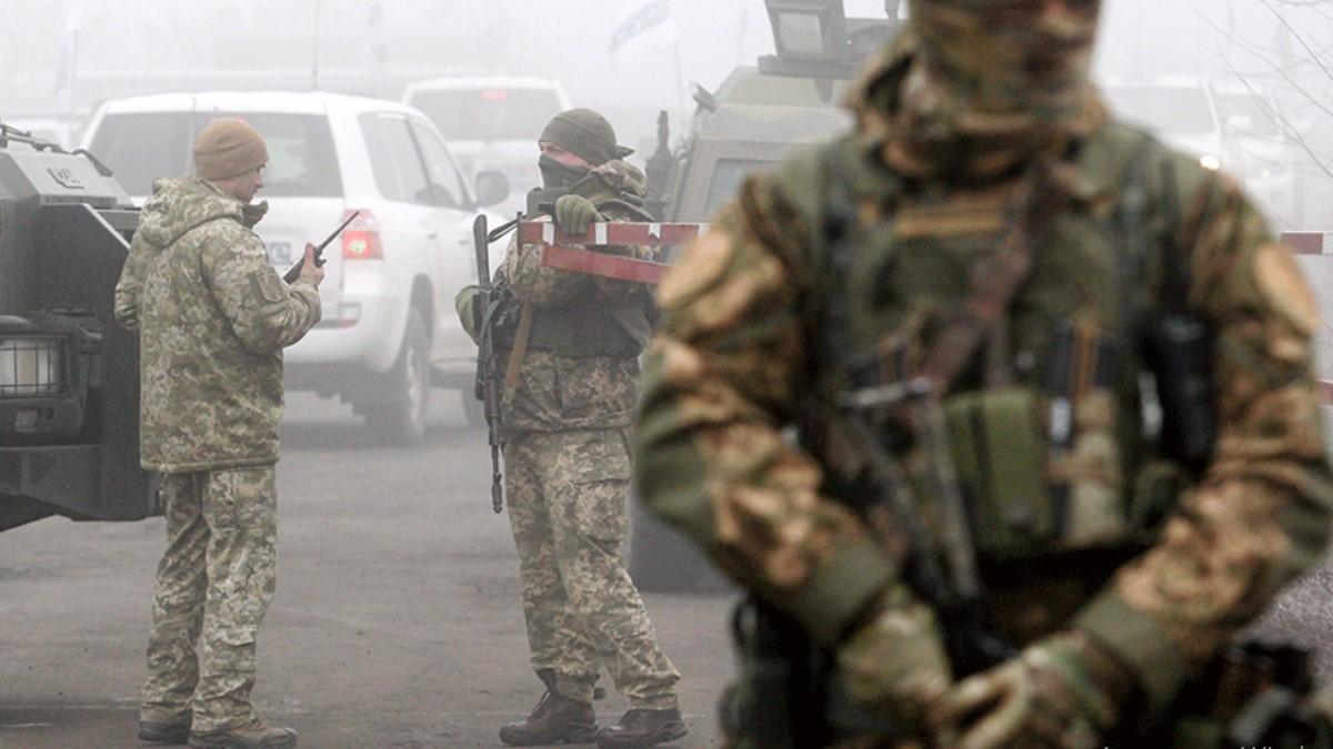 Украинская сторона в ТКГ требует возобновить пропуск пенсионеров через КПВВ