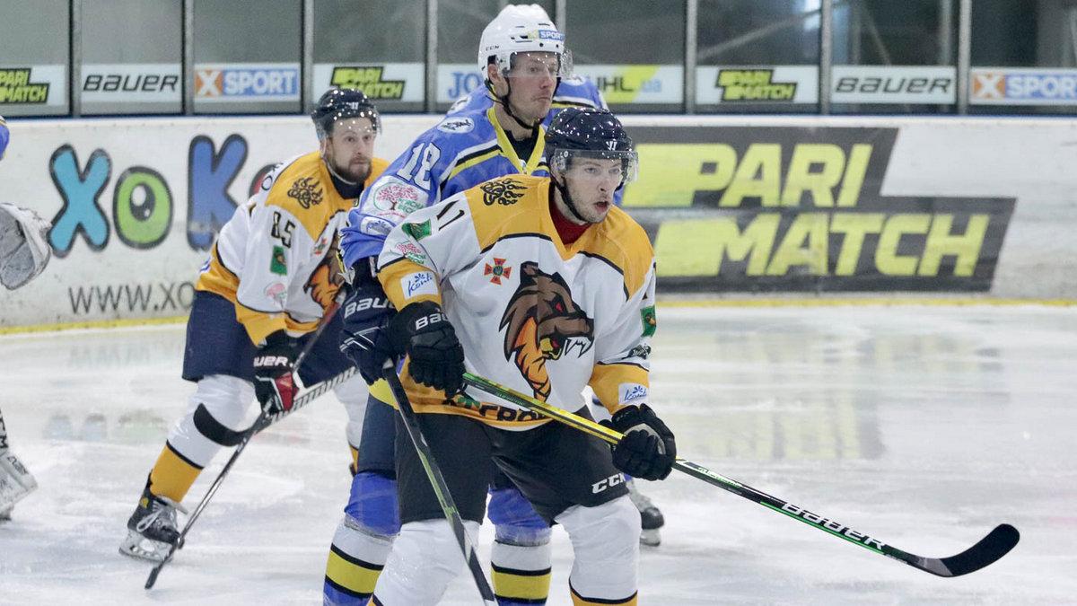 Украинский хоккейный клуб «Рулав Одд» проведёт матч в военной форме
