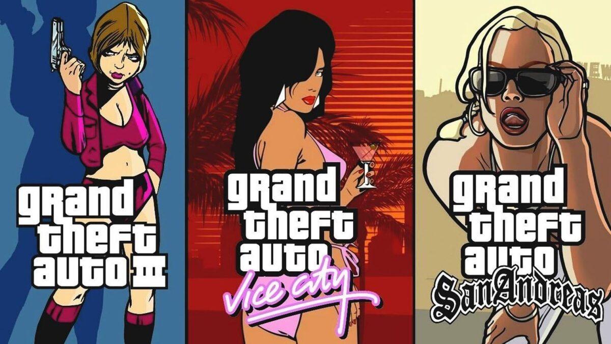 Rockstar убрала из онлайн-магазинов оригинальные версии GTA III, Vice City и San Andreas