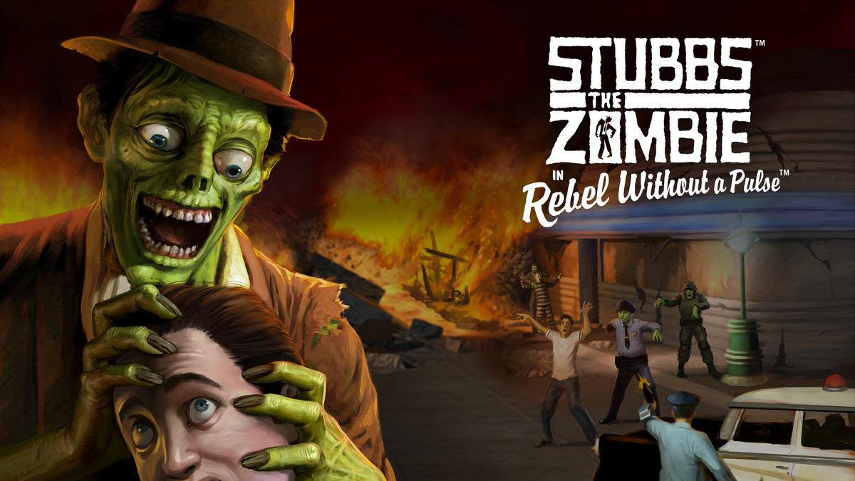 В Epic Games Store бесплатно раздают Stubbs the Zombie in Rebel Without a Pulse и набор для Paladins