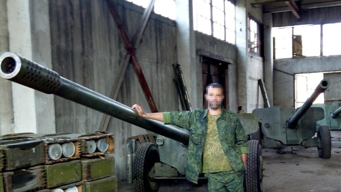 Ранее судимый боевик вел разведку экс-позиций ВСУ на Донбассе