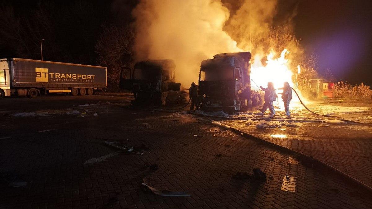 Взрыв на заправке WOG в Харьковской области: стала известна причина
