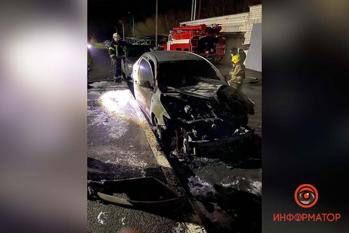 В результате инцидента никто не пострадал