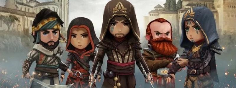 Assassin's Creed Rebellion названа лучшей игрой для устройств Android