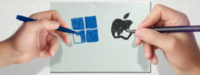 Microsoft впервые за 8 лет сдвинул Apple с лидирующей позиции: подробности