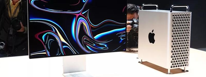 Apple будет собирать новые Mac Pro в США