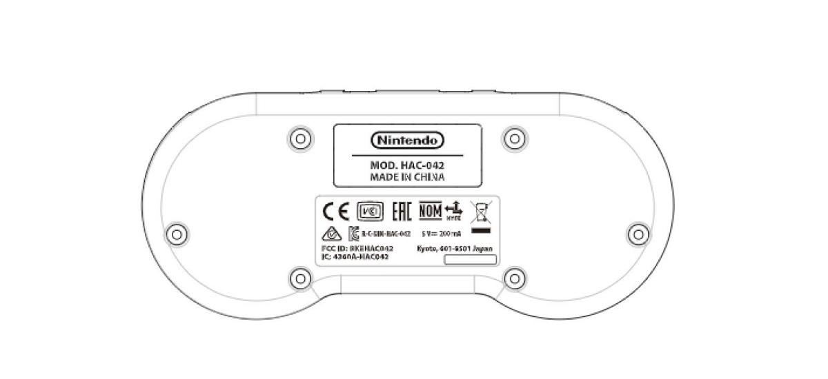 Как выглядит ретро-контроллер для Switch