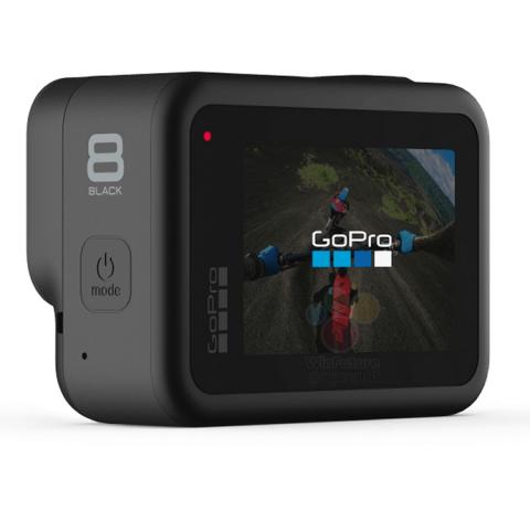 GoPro Hero 8 уже интригует любителей видео