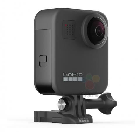 Пока неизвестно когда будет анонс GoPro Max