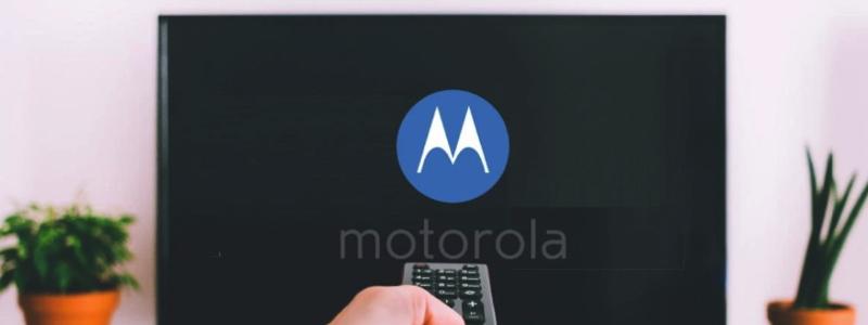 Motorola выпустит свой первый смарт-телевизор: дата презентации и первые характеристики