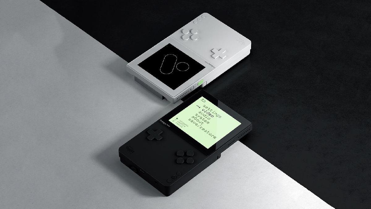 Создана универсальная консоль для запуска олдскульных игр с Game Boy