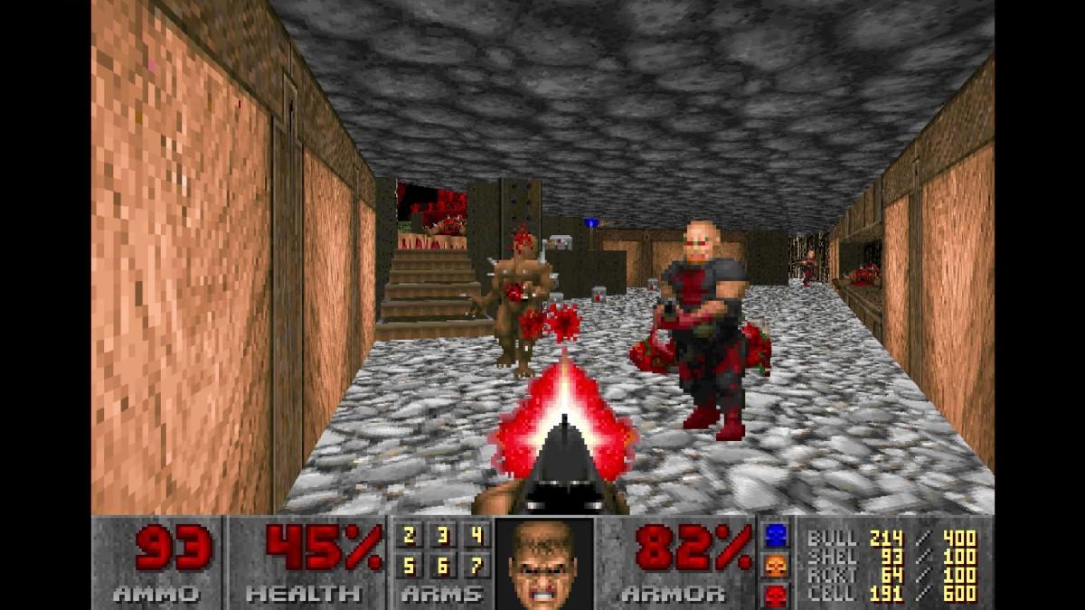 DOOM, Jurassic Park, Mortal Kombat и еще 2 500 ретро-игр добавили в Internet Archive