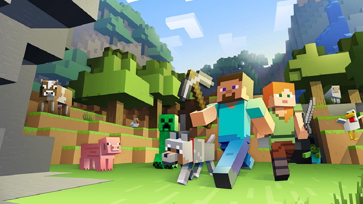 Minecraft для PlayStation 4 получит кроссплей