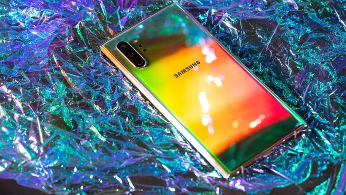 Продажи Galaxy Note10 спасли Samsung от сильных убытков